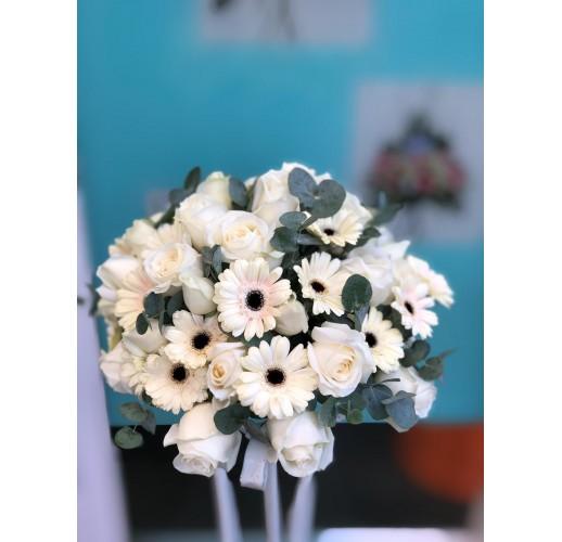 西式檯花 W015